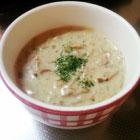 きのこのクリームスープのもてレシピ★!!